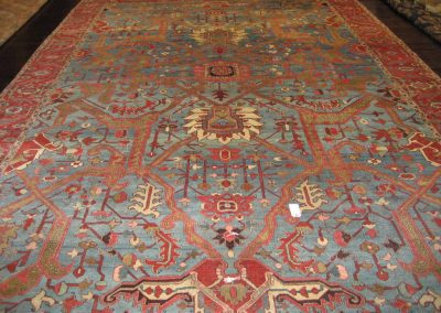 Serapi – Final – Rug Restoration