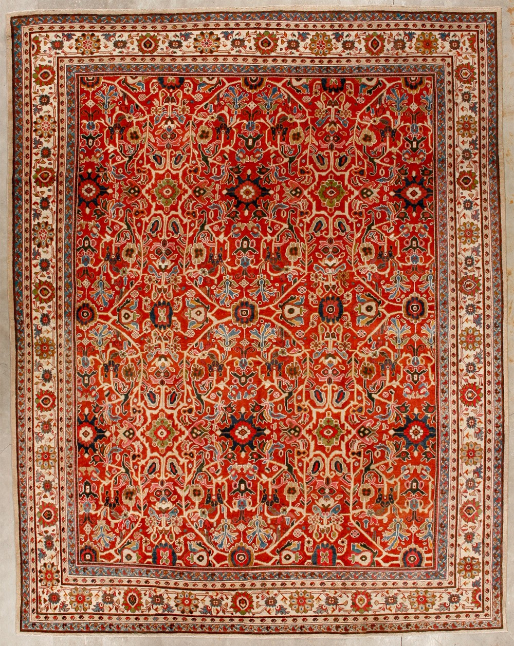 Area Rugs 1140549 Persian Sultanabad 11 X 14 Rug
