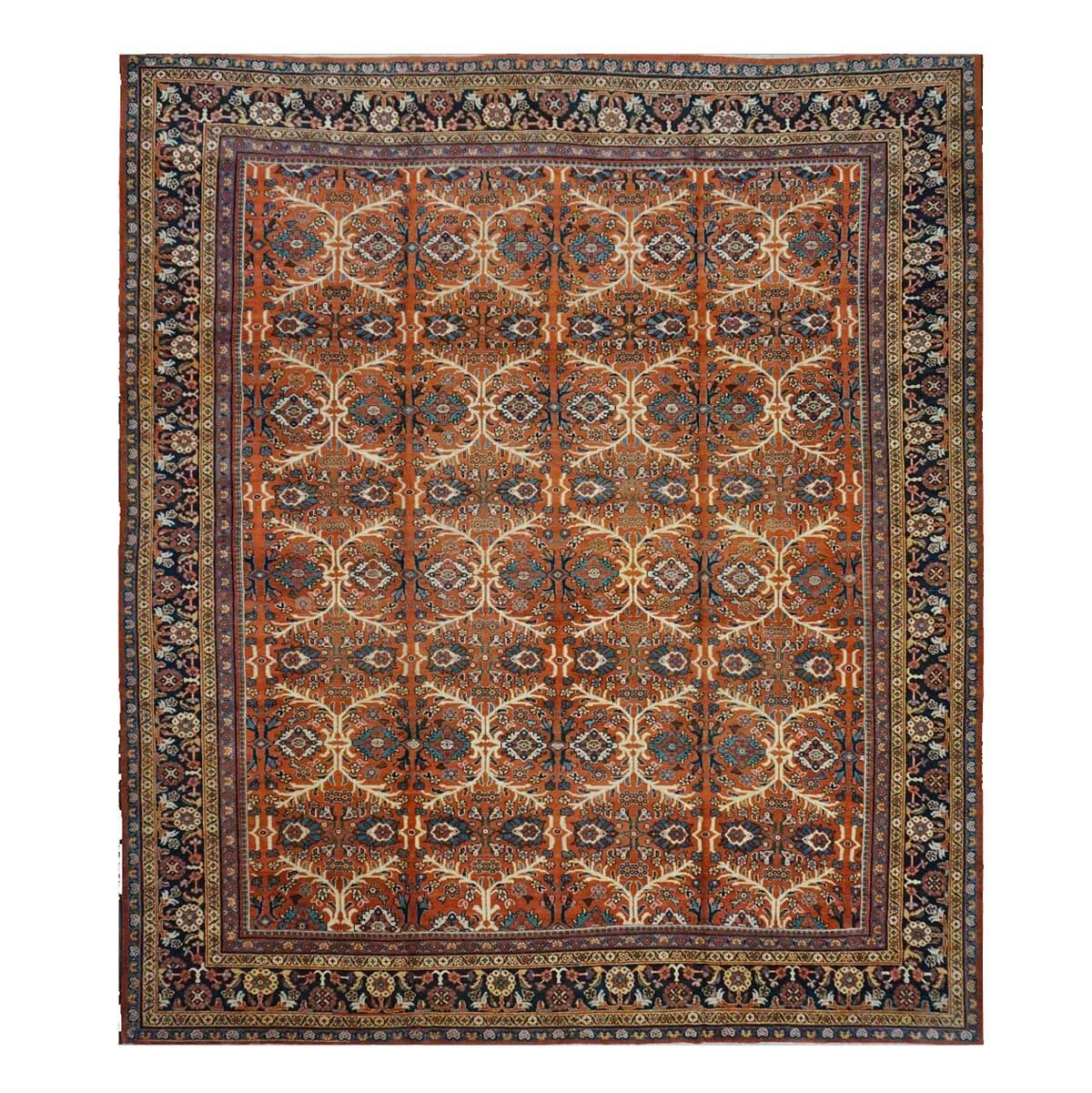 1140955 Antique Wool Area Rug from Ashly Fine Rugs
