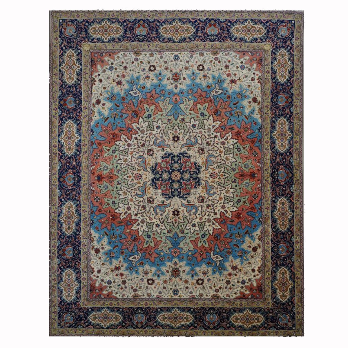 Tabriz Persian Area Rug by Ashly Fine Rugs