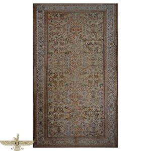 Area Rugs from Ashly Fine Rugs. Persian Wool Sultanabad Antique Rug.