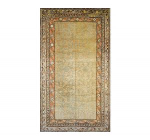 East Turkestan Khotan Area Rug by Ashly Fine Rugs