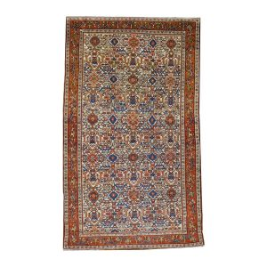 Persian Farahan 4 x 6 Vintage Area Rug from Ashly Fine Rugs