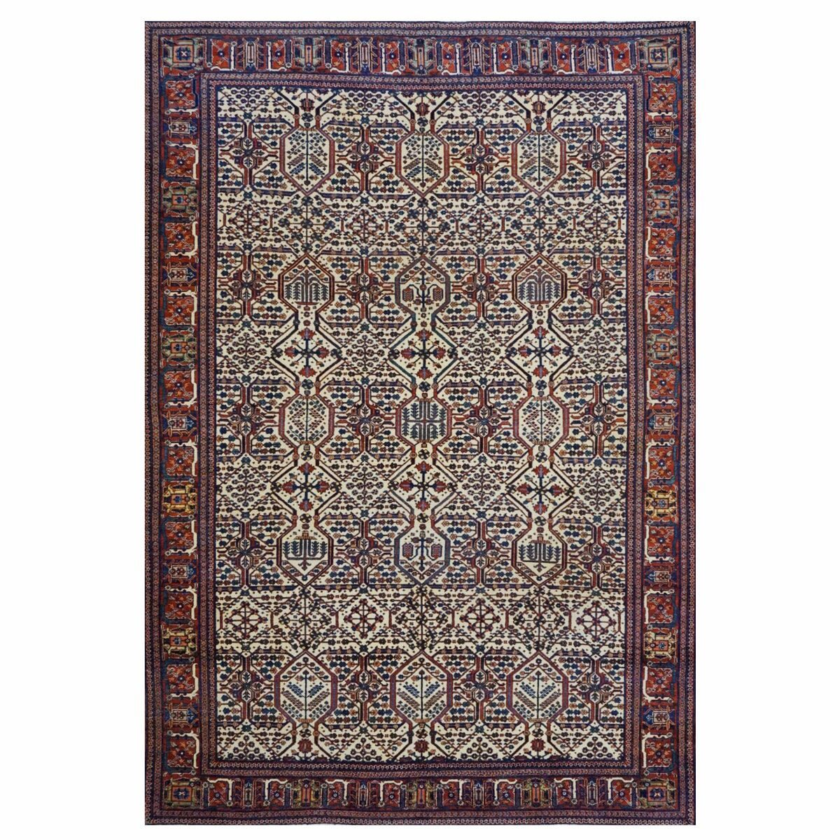 1140490 Joshagan 7 x 10 Persian Rug from Ashly Fine Rugs