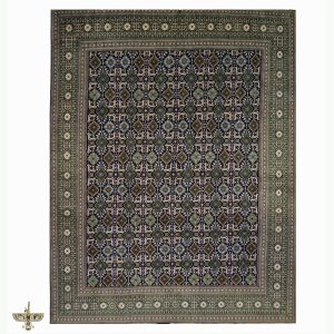 9902055 9 x 12 Tabriz Navy Antique by Ashly Fine Rugs